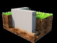 Ленточный 8х8 - для каменного дома