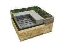 Плита 10х12 - для каменного дома